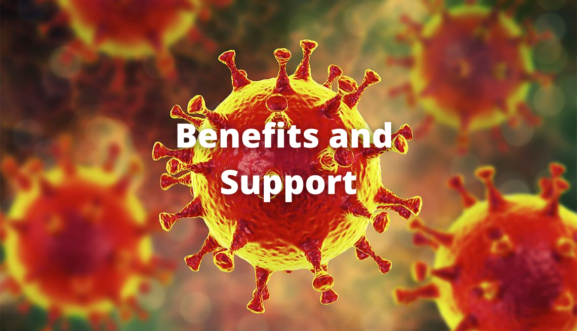 benefits and support