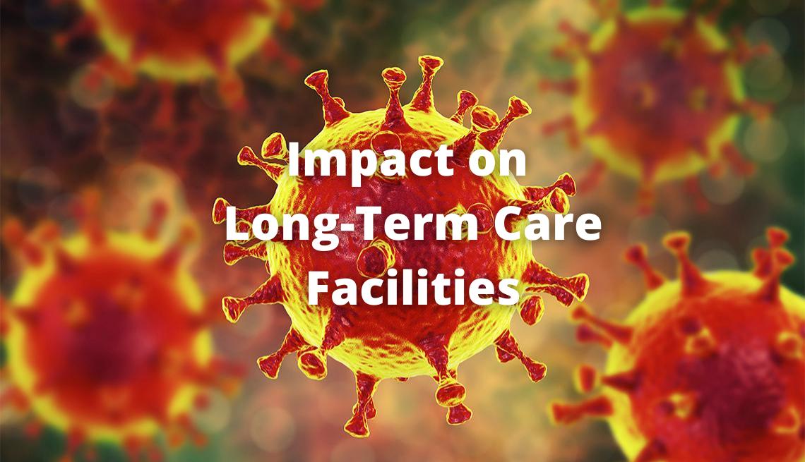 Impact on long term care facilities