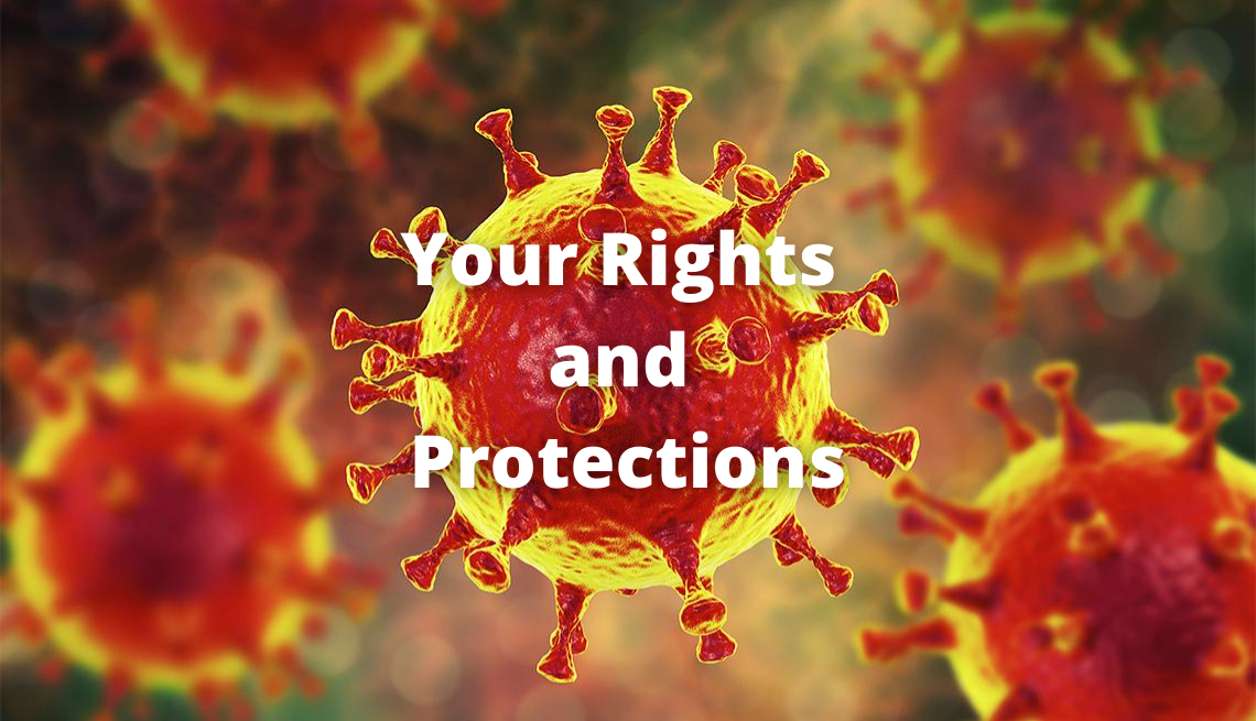 your rights and protections