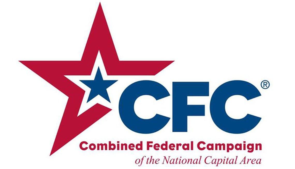 Logo de CFC, Combined Federal Campaign.