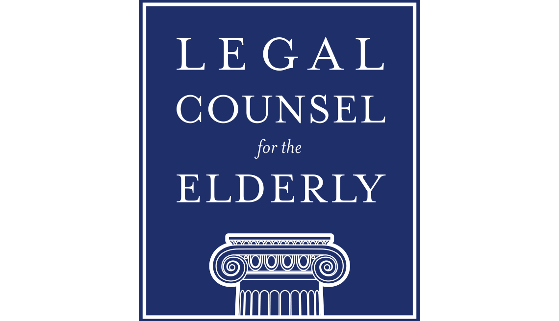 LCE, Legal Counsel for the Elderly logo
