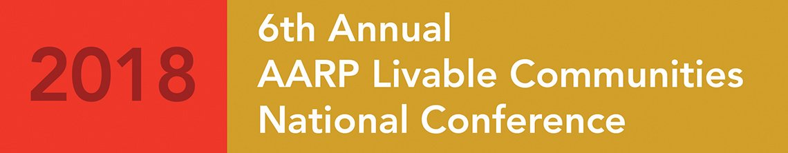 2018 Livable Conference Banner