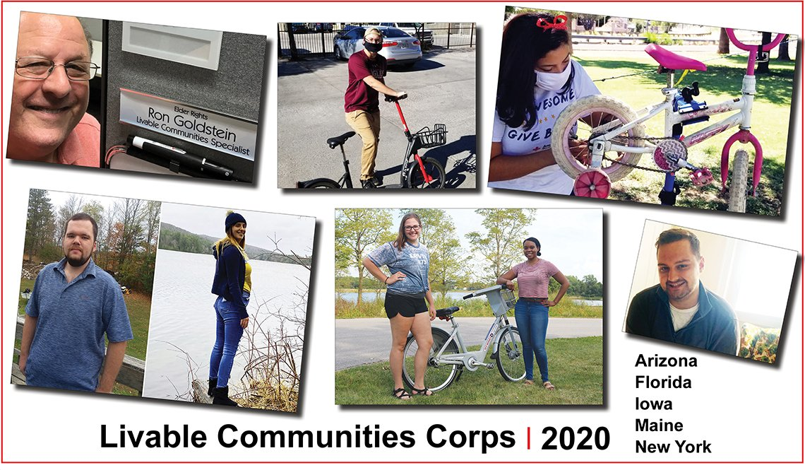 Livable Communities Corps