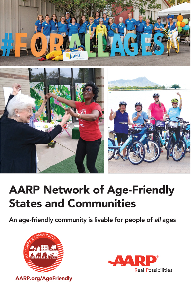 AARP Network of Age-Friendly States and Communities Introductory Booklet