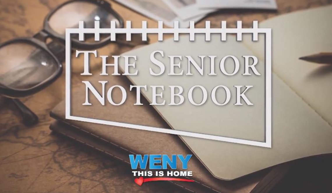 Chemung County Senior Notebook