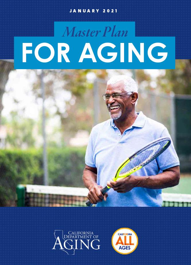 California Master Plan for Aging report
