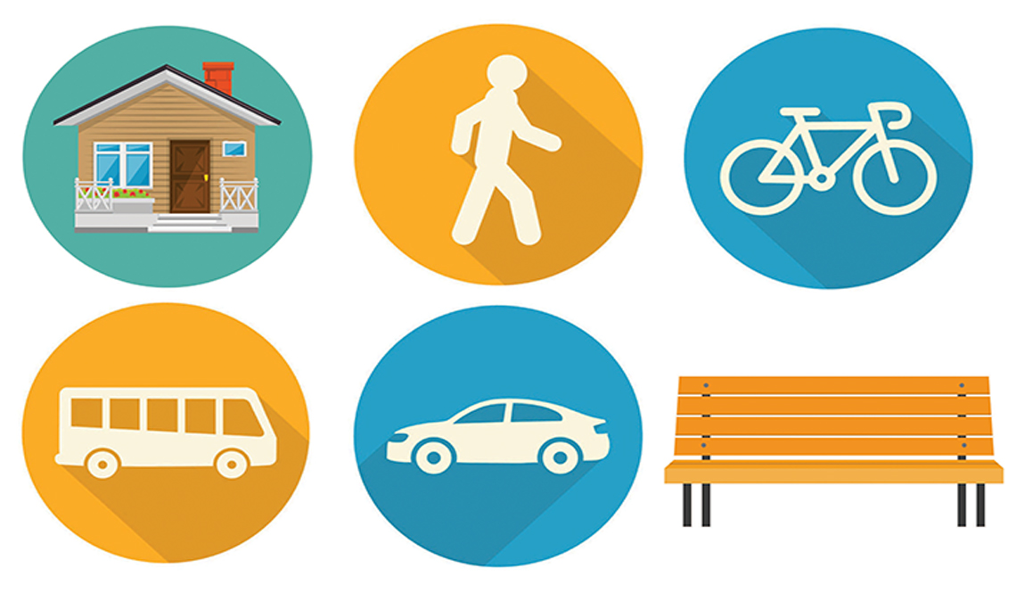 Challenge Projects About Transportation, Housing and Public Places