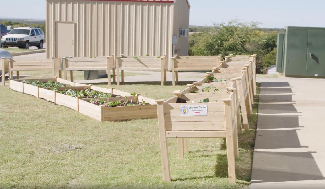 Planting a Garden in Anadarko, Oklahoma