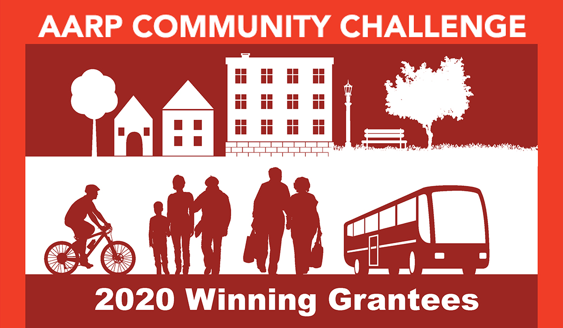 2020 challenge grantees