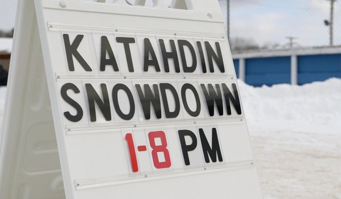 AARP Community Challenge Millinocket Maine