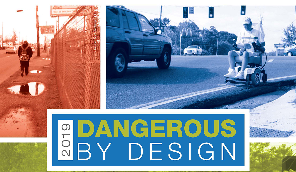 Images from the cover of the 2019 Dangerous by Design report