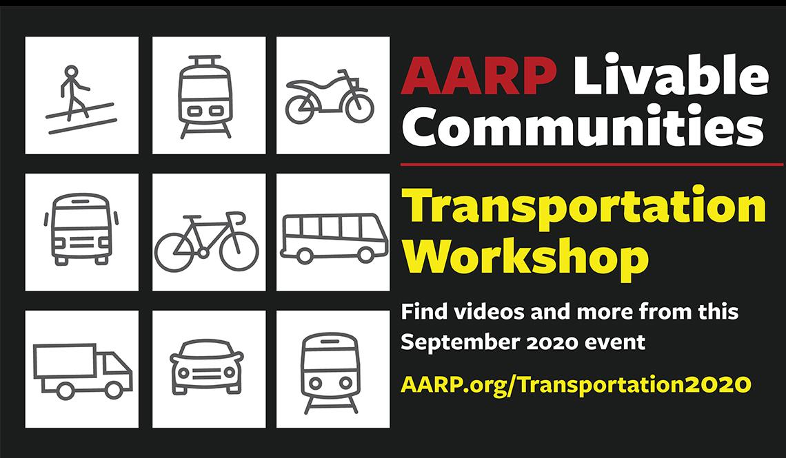 AARP Livable Communities Transportation Workshop