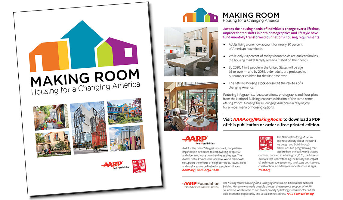 Making Room: Housing for a Changing America, a free publication from