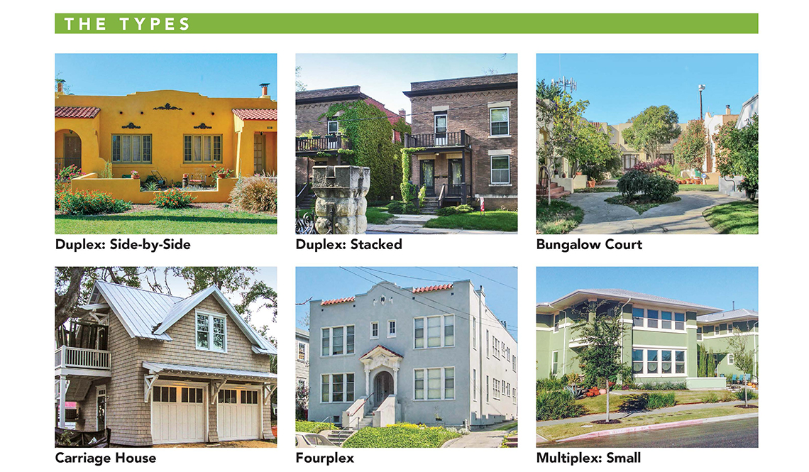Bring Back Missing Middle Housing