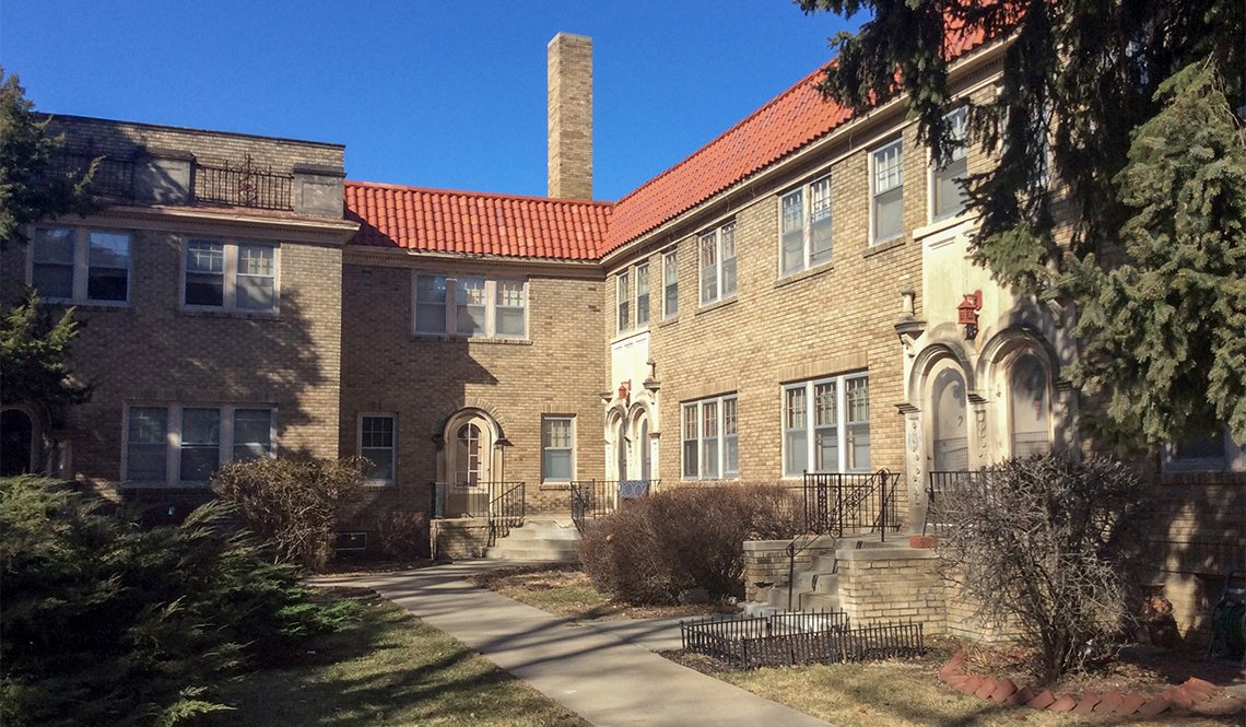 Missing Middle Courtyard Housing