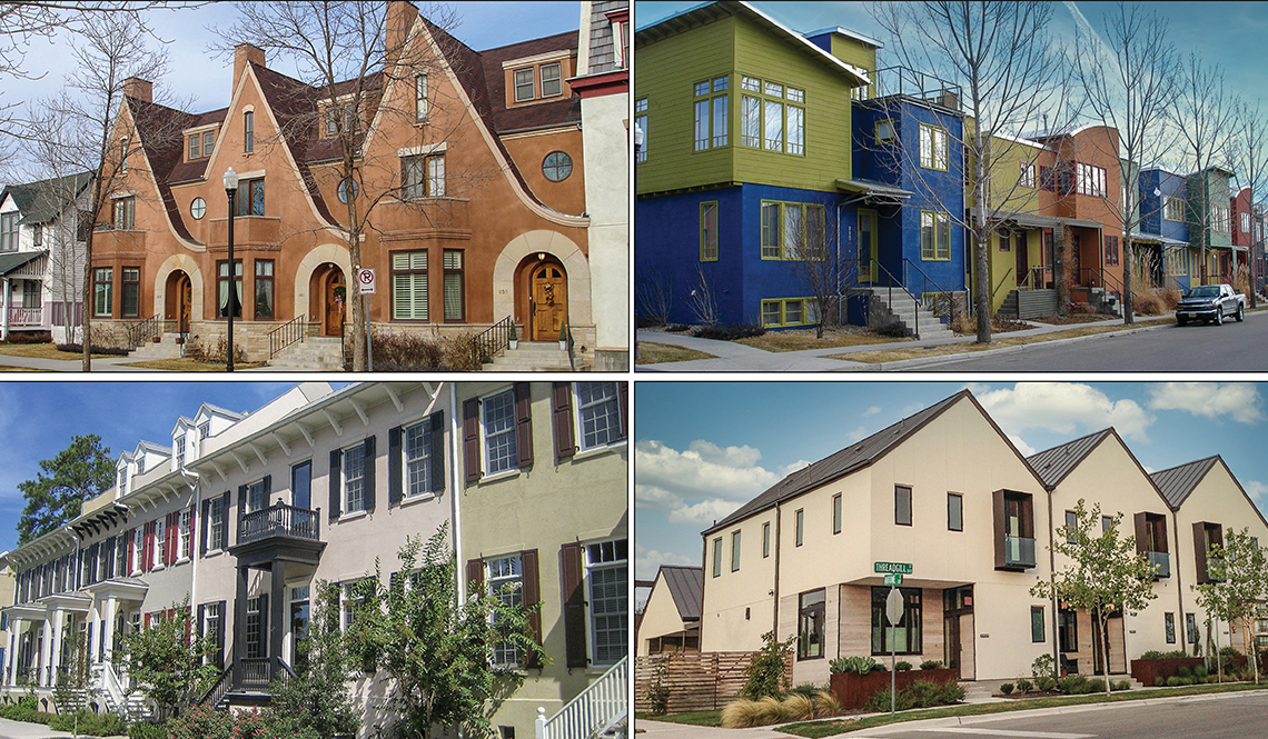 Missing Middle Townhouses