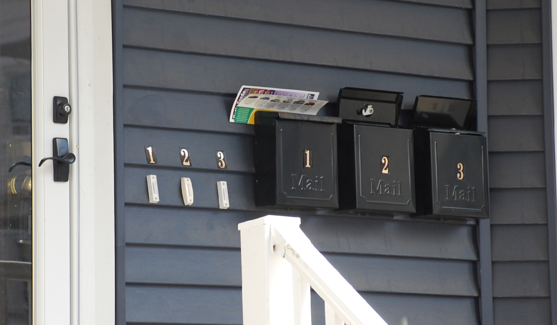 Missing Middle Mailboxes