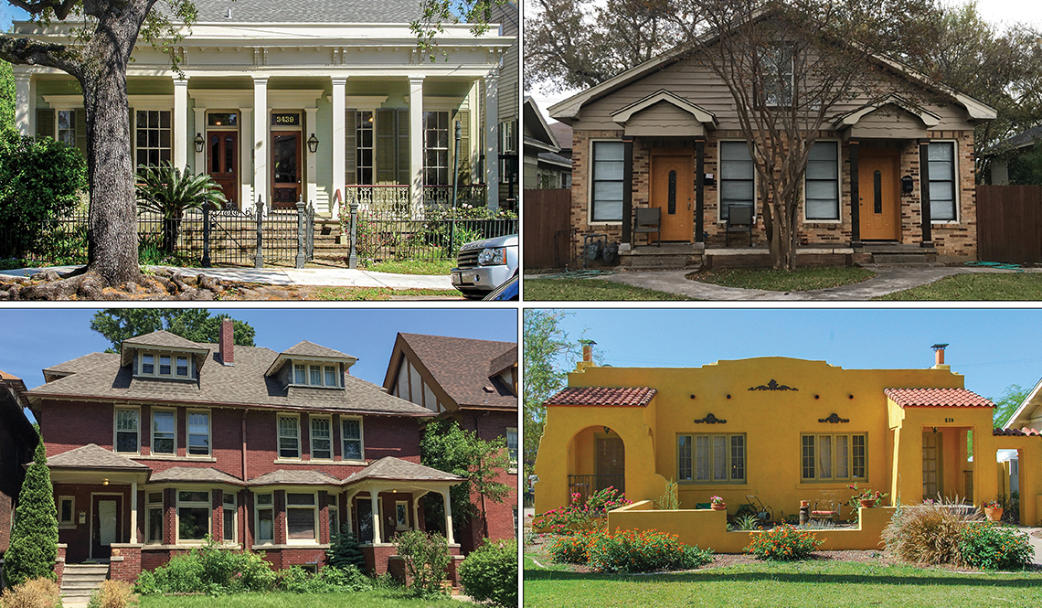 Missing Middle Side-by-Side Duplex Homes