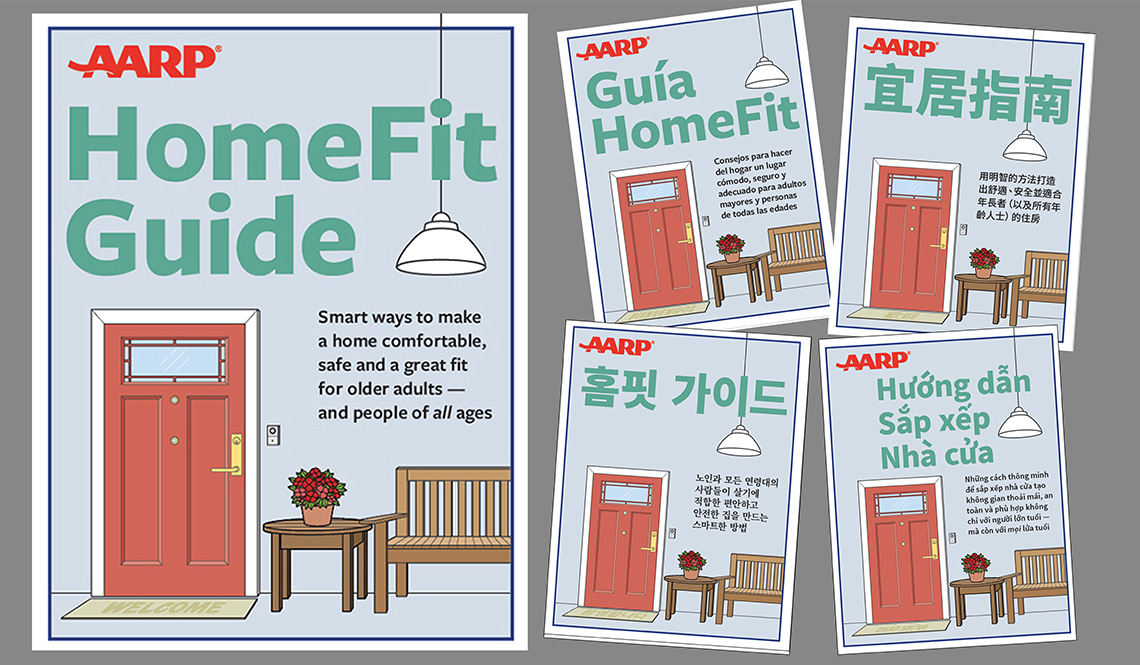 AARP HomeFit Collection