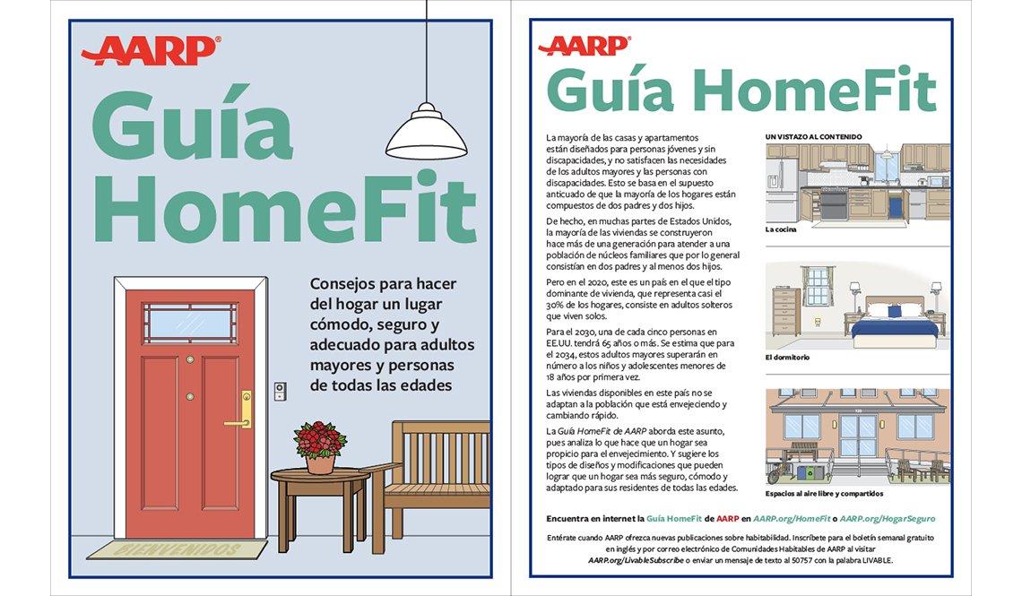 AARP Guia HomeFit