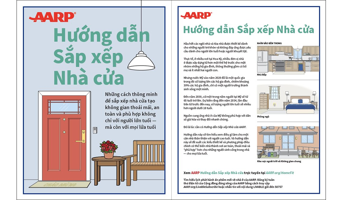AARP HomeFit Guide Vietnamese