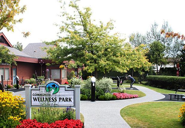 Wellness Park, Livable Communities.