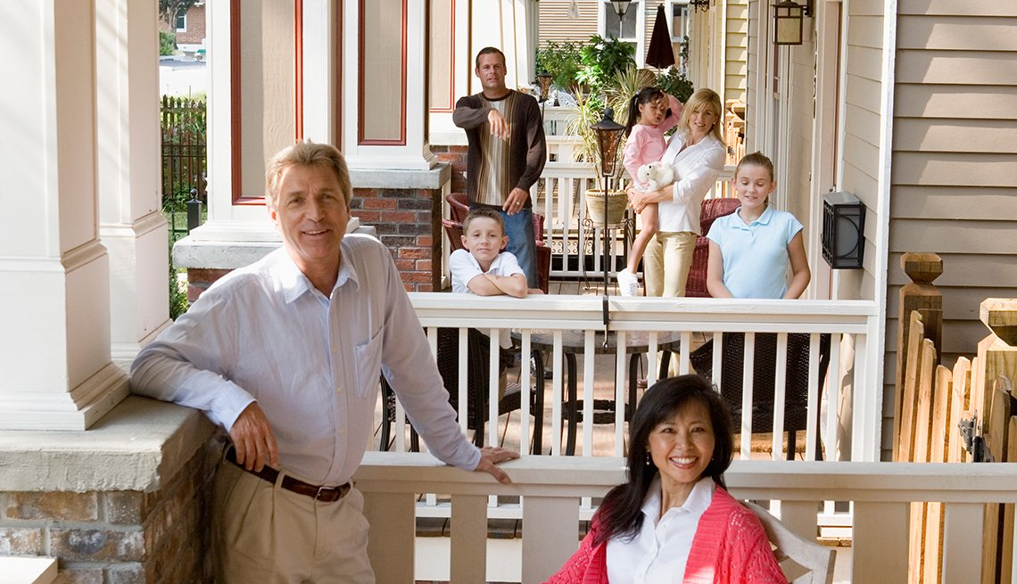 Next-Door Neighbors, Front Porches, Livable Communities