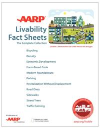 AARP LivabilityFact Sheets