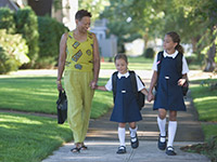Sidewalks and safe streets benefit all generations.