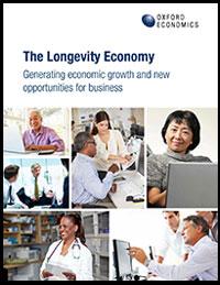 The Longevity Economy Report Cover