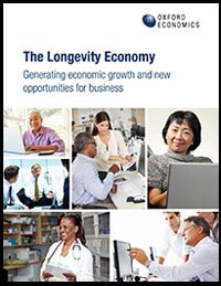 The Longevity Economy Report Cover