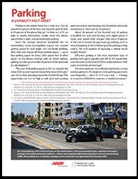 Parking Fact Sheet