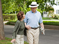 Complete Streets policies help ensure that roadways work for walkers as well as drivers.
