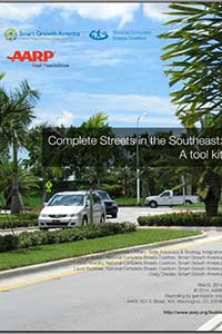 Complete Streets in the Southeast Tool Kit