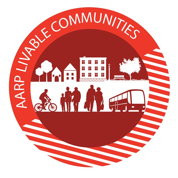 AARP Livable Communities logo