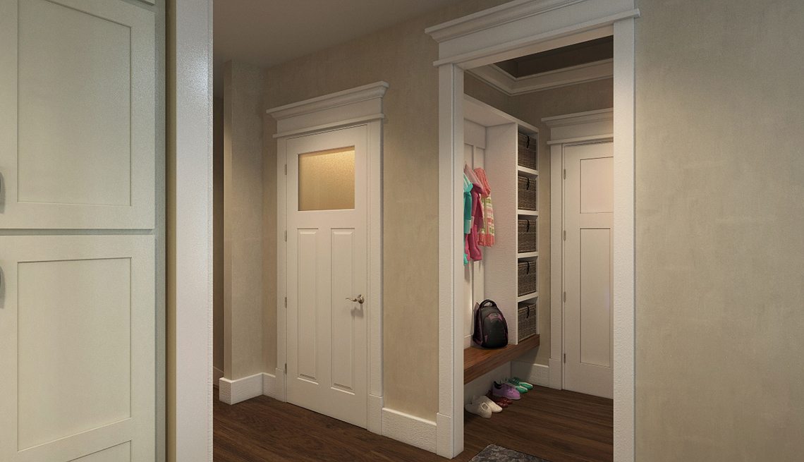 Elevator, House, Residence, Livable Communities, 2014 Home For Life