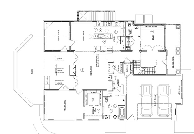 Slideshow home for life 2014 age friendly housing aging Aging in place floor plans