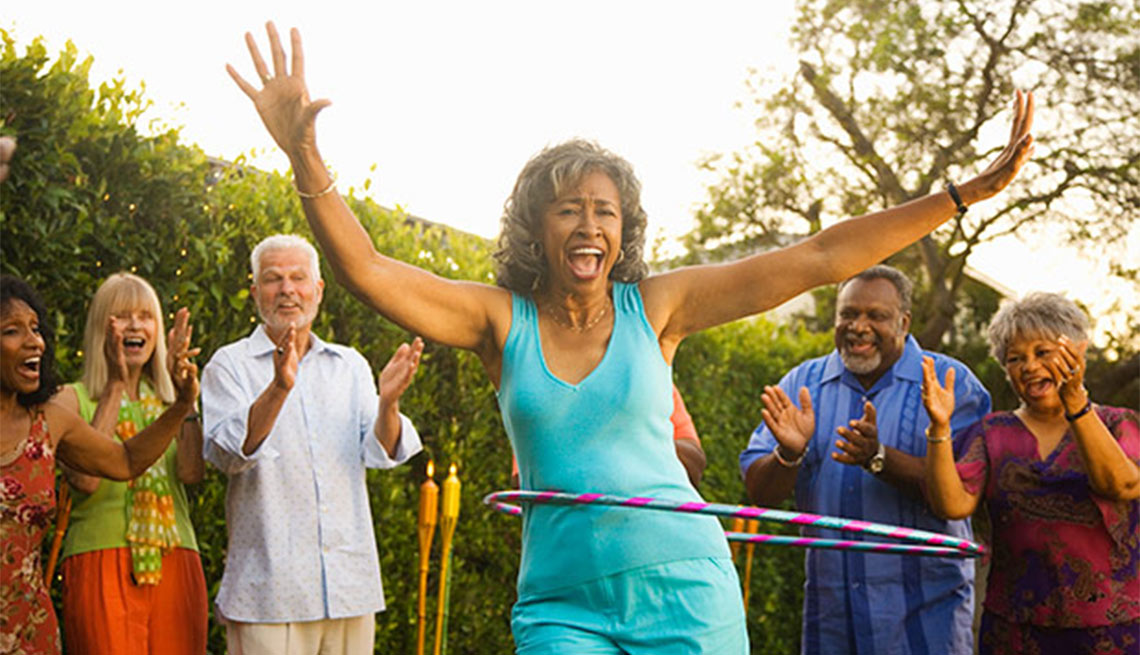 Social participation, 8 Features of an Age-Friendly Community