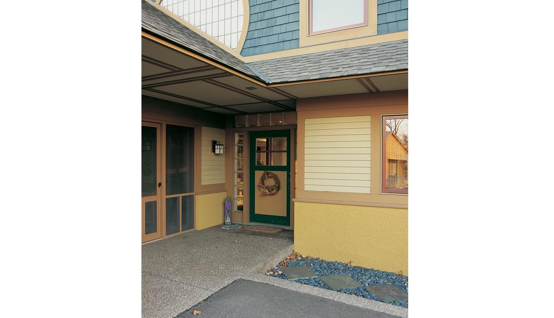 Front Entrance, Doorway, House, Sarah Susanka, 5 Questions, Livable Communities