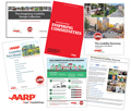 Collage of AARP Livable Communities reports