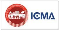 AARP Livable Communities and ICMA Logos