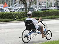 Bikes For Senior Adults Recumbent tricycles are lower
