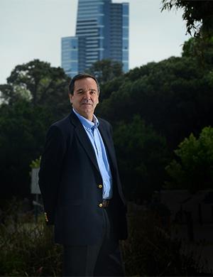 Livability expert and advocate Gil Penalosa