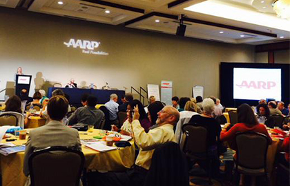 The 3rd Annual AARP Network of Age-Friendly Communities Conference