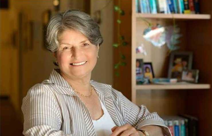 Katherine Freund, founder of ITN America