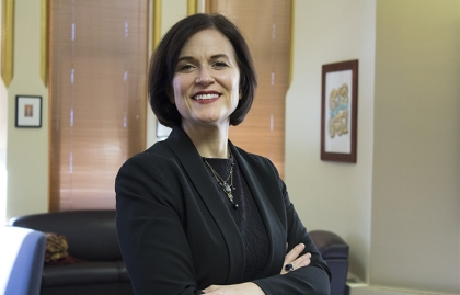 Minneapolis Mayor Betsy Hodges