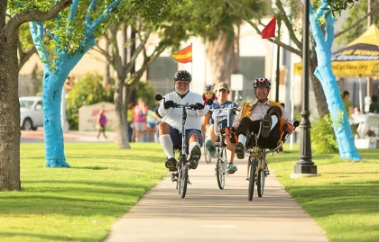 Brownsville, TX: Organizing a Cyclobia