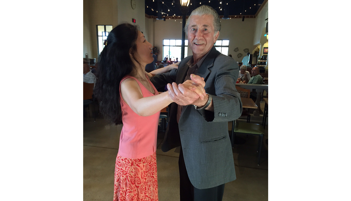 Mature Couple Dancing Together, How To Get People To Dance In Public, Livable Communities