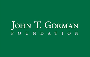The John T. Gorman Foundation logo