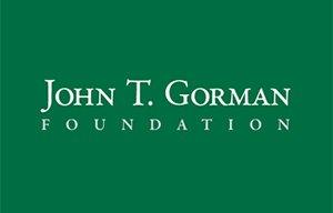 The John T. Gorman Foundation logo